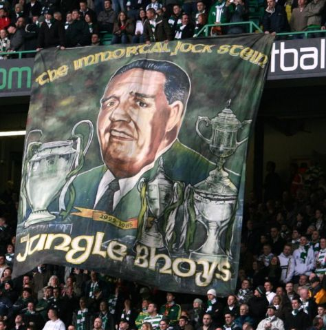 The Immortal Jock Stein   (Jungle Bhoys)