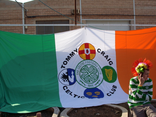 Tommy Craig Celtic Club