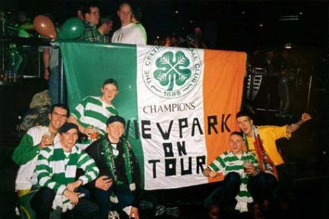Viewpark Bhoys on Tour