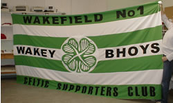 Wakefield No.1 CSC - the Wakey Bhoys