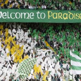 Welcome to Paradise banner