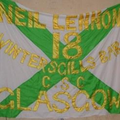 Wintersgills Neil Lennon 18 CSC