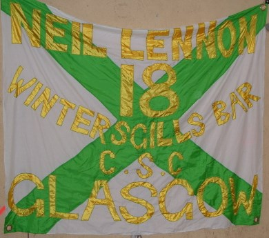 Wintersgills Bar CSC - Glasgow