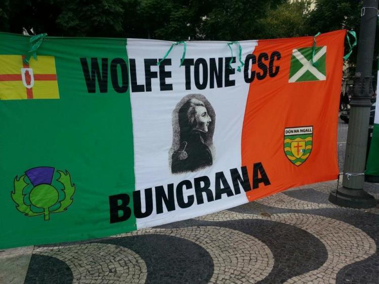 Wolfe Tone CSC, Buncrana