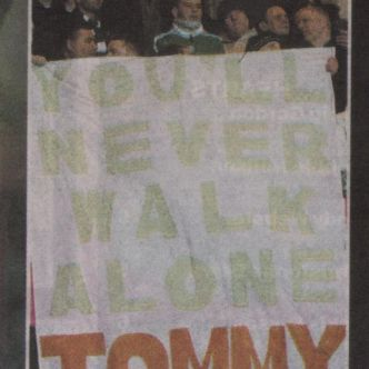 YNWA Tommy Burns DR