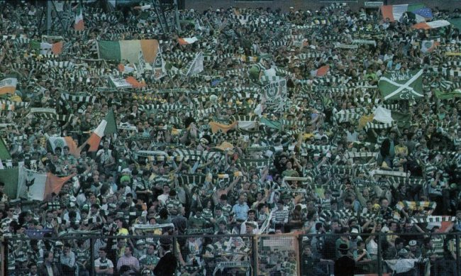 A short video, all things Celtic' – Classic Celtic footage