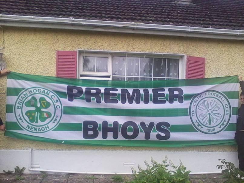 Brian Hogan CSC Premier Bhoys