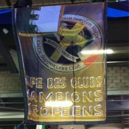 Rutherglen Vogue European medal banner