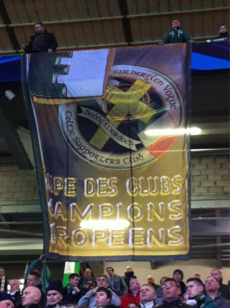 Celtic Banners - Bobby Murdoch Rutherglen Vogue CSC