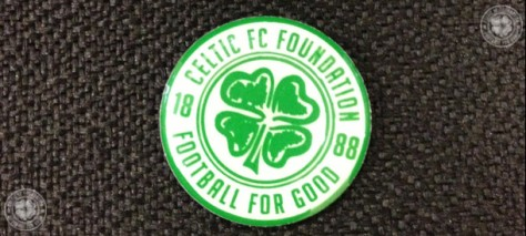 CELTIC CHARITY BADGE DAY!  This Sunday - £1 donation