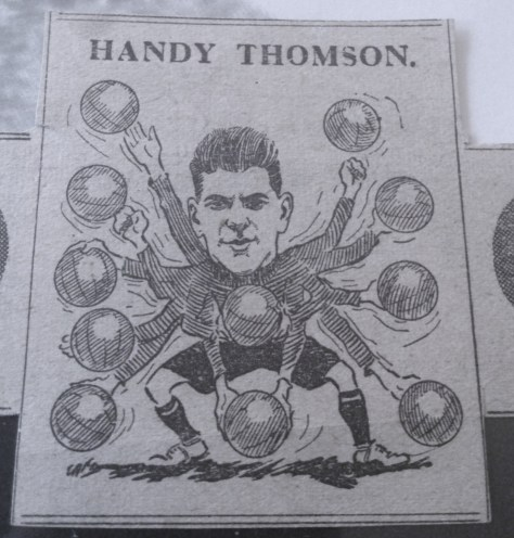 'Tic Toons - 'Handy' John Thomson, 1929