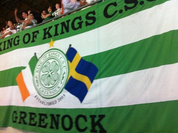 King of Kings CSC, Greenock