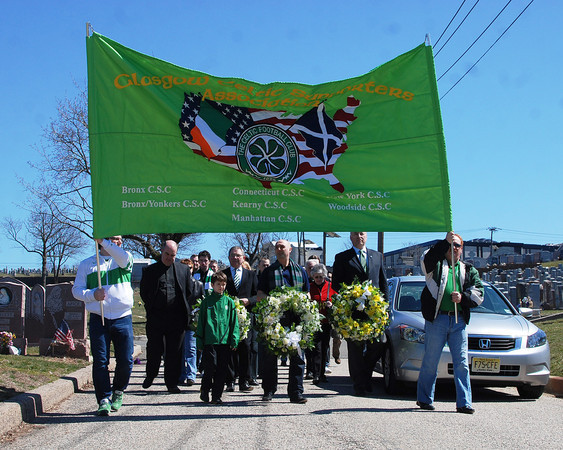 Celtic Banners:  New York Celtic Supporters Association