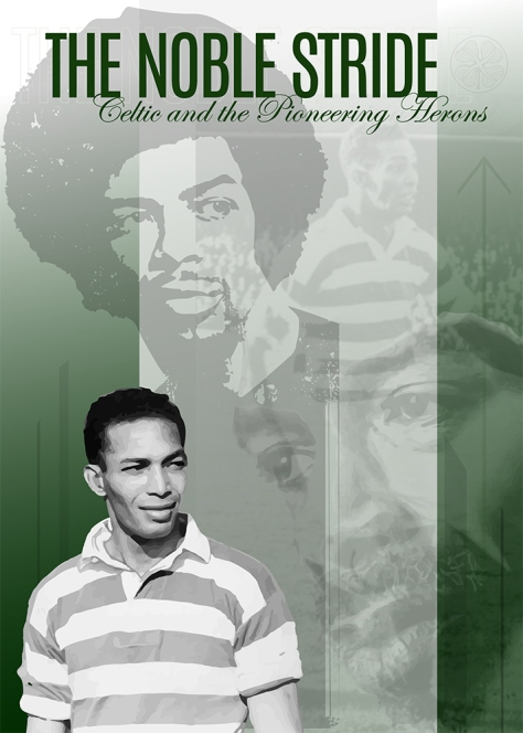 THE NOBLE STRIDE - Celtic's  Black Arrow and his son, the Godfather of Rap.