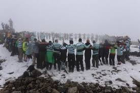 Ben Nevis Charity Huddle 2014!  Support required