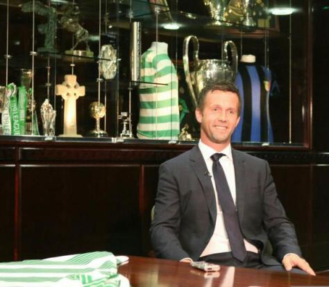 Welcome to Celtic - Ronny Deila
