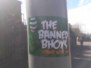 Banned Bhoys SMV