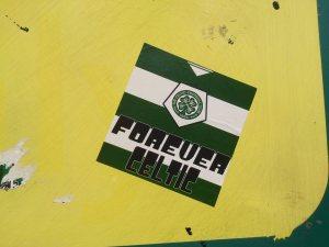 Celtic Forever hoops