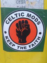Celtic Mods KTF sticker