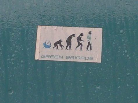 GB Evolution sticker