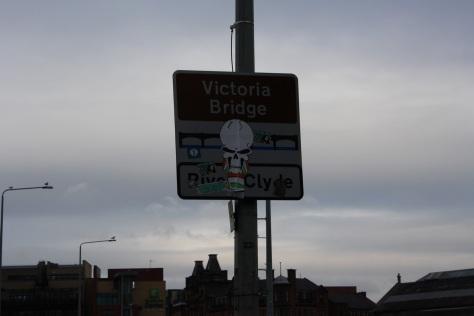 GB skull   Victoria Bridge