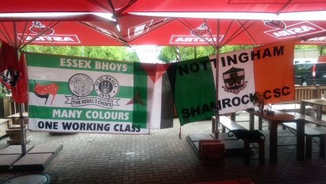 Essex Bhoys  Slovenia