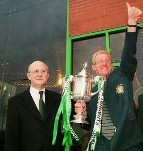 Fergus, Tommy and Scottish Cup