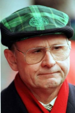 Fergus with Celtic bunnet