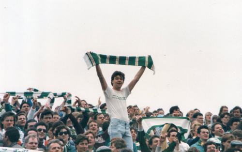 Fan with scarf  Love Street 86