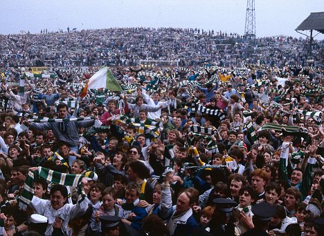 St Mirren versus Celtic 3rd May 1986