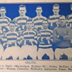 1924-5 squad inc J McGrory