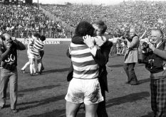 1980 cup final Big Billy and players