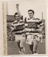 Andy Walker scores Centenary