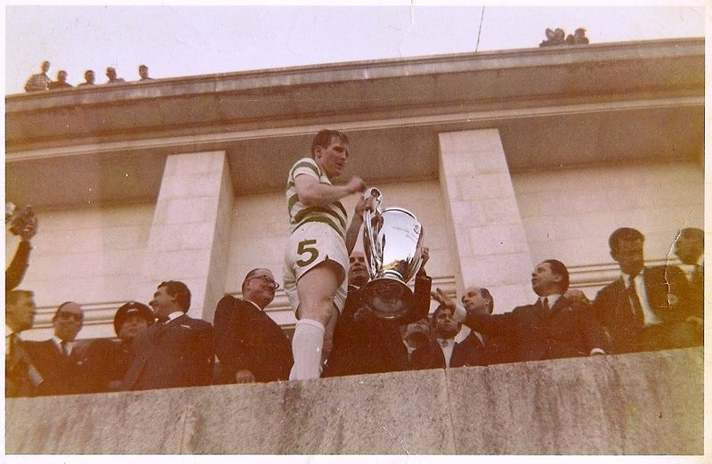 Billy Mcneill Lisbon Billy Mcneill Lisbon Big Cup