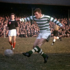 Bobby Murdoch young in hoops