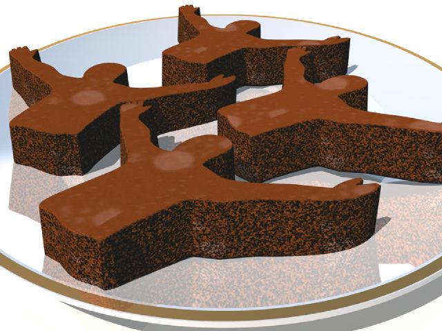 Broony cakes