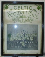 Celtic 1897 to 1898 squad and committee