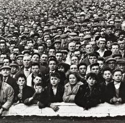 Celtic fans, Celtic End 1963 SCF Marzaroli