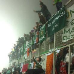 Celtic fans v Astra
