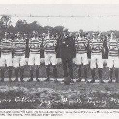 Celtic team, Leipzig 1906