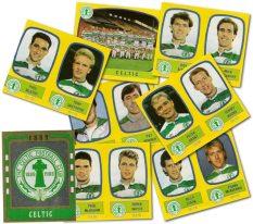 Centenary season stickers