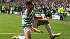 Charlie Mulgrew fist