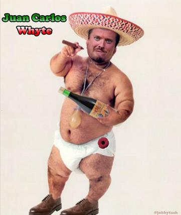 Craig Whyte  Juan Carlos