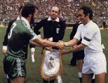 Danny McGrain v Real Madrid