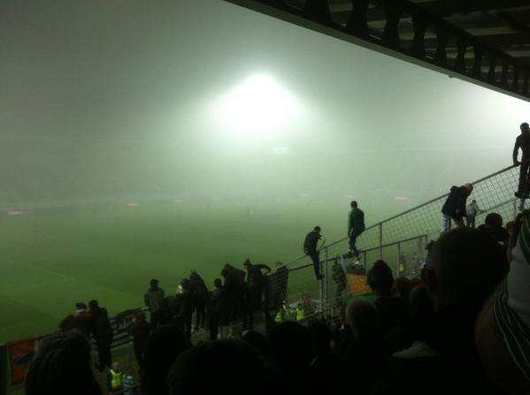 Foggy Dew CSC v Astra away