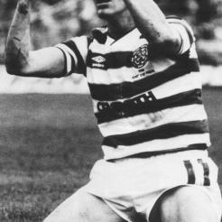 Frank McGarvey 85 cup final