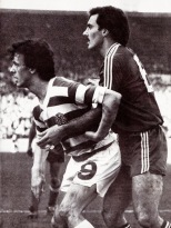 Frank McGarvey v Willie Miller