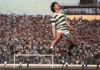 George McCluskey, 1980 Cup final joy