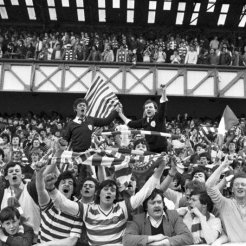 Ibrox Main Stand early 80s