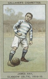 James Hay cigarett card
